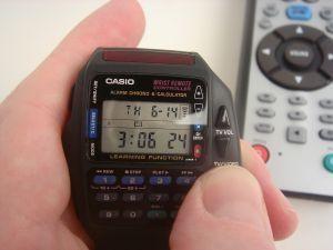 usage-montre-télécommande
