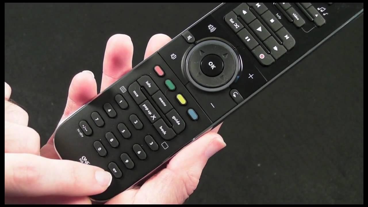 Smart Control URC 7960 de One For All