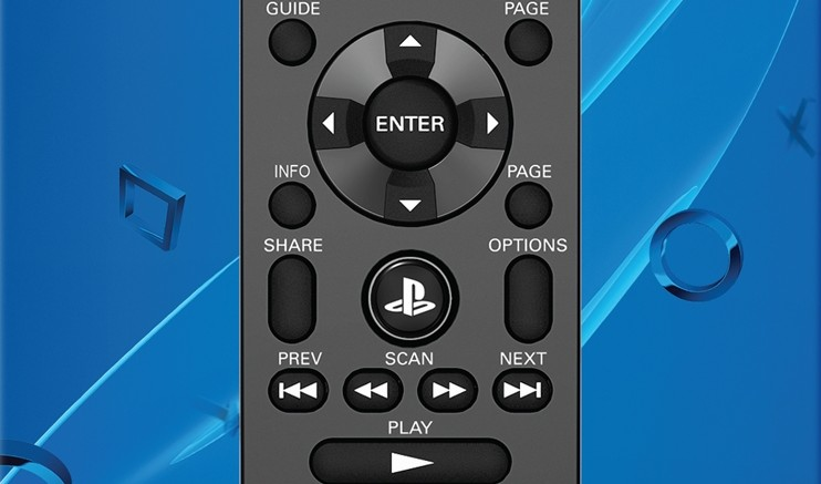 Télécommande universelle PS4